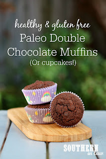 Paleo Double Chocolate Muffins Recipe