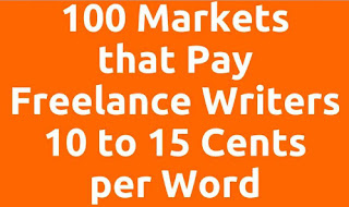 Earn 10 to 15 cents per word-article writing