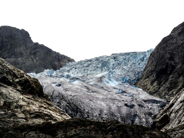 Gletsjer Bondhusbreen