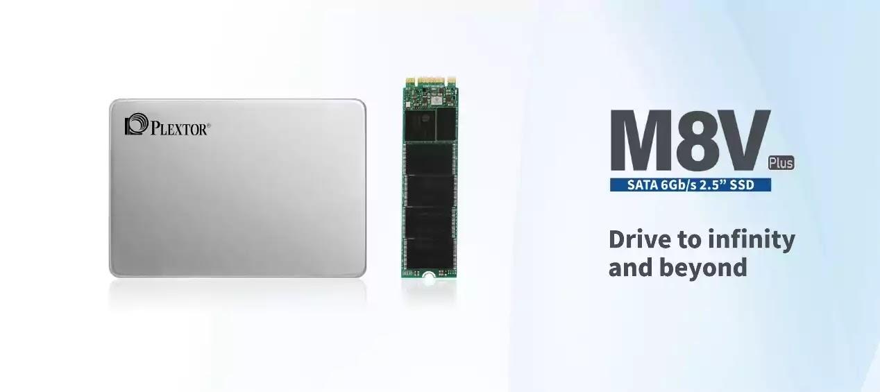 PLEXTOR M8V Plus Series SSDs