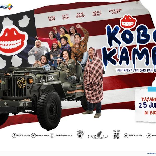 Film Koboy Kampus: Flashback Kenangan Semasa Kuliah!