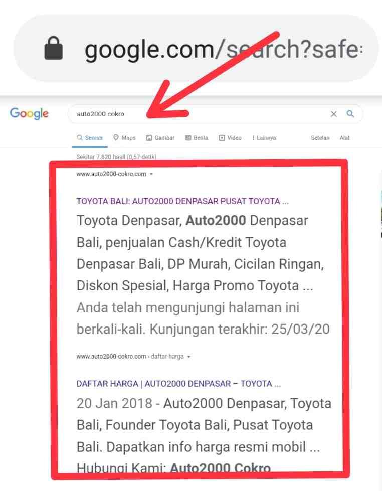 Jasa SEO murah terbaik lokal profesional di Bali dongkrak peringkat website, branding & selling