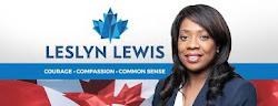 Gangsters out endorses Dr. Leslyn Lewis