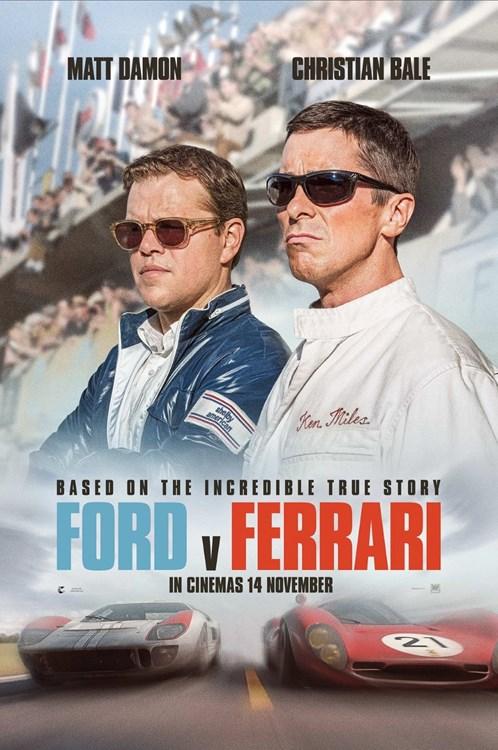 Review Filem Ford v Ferrari
