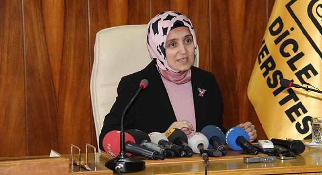 Dicle Üniversitesi eski rektörü Ayşegül Jale Saraç tahliye edildi