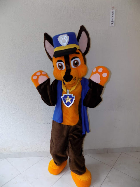 personaje de paw patrol