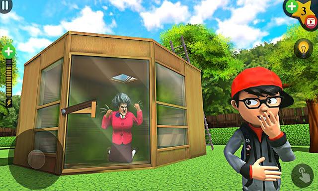 Scary Teacher 3D Hileli APK - Para Enerji Hileli APK