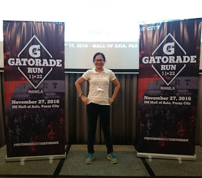 Gatorade Run Manila 2016: My #FitAtForty First Run