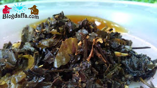 Ampas teh bisa dijadikan pupuk organik