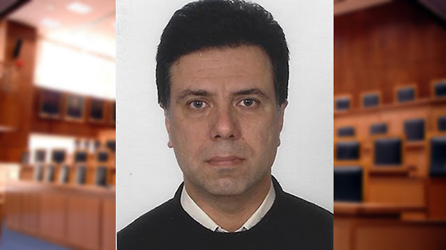 Ο Δ.Σχινοχωρίτης συγχαίρει τον Γ. Σχινοχωρίτη για την θέση του Προέδρου Εφετών