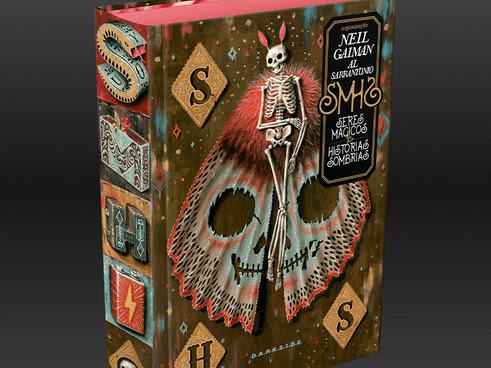 DarkSide Books publica antologia organizada por Neil Gaiman e Al Sarrantonio: Seres Mágicos & Histórias Sombrias