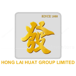 HONG LAI HUAT GROUP LIMITED (CTO.SI) @ SG investors.io