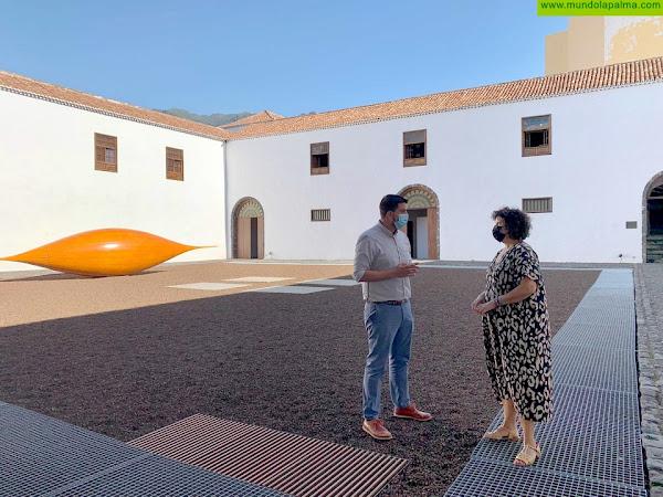 El Cabildo crea un itinerario accesible y ejecuta trabajos de adaptación en el Museo Insular de San Francisco