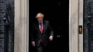 UK PM Johnson says England pandemic will end in next 21 days