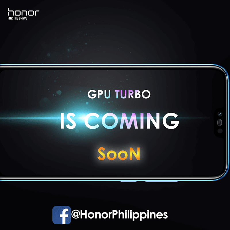 GPU Turbo is coming for several Honor phones in the Philippines
