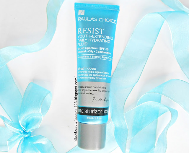 Paula's Choice Resist Youth Extending Daily Hydrating Fluid Spectrum SPF 50