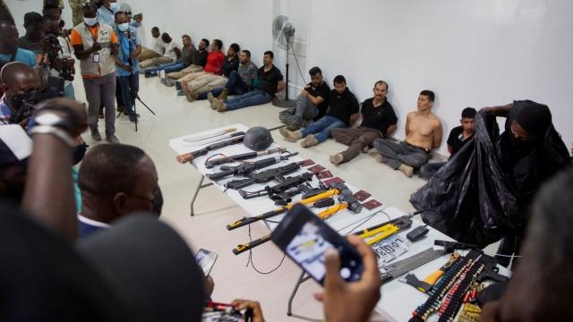 Tentara Bayaran yang Membunuh Presiden Haiti Diduga Direkrut oleh 4 Perusahaan