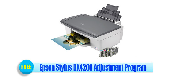 Epson Stylus DX4200 Adjustment Program