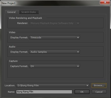 phần mềm làm video chuyên nghiệp adobe premiere