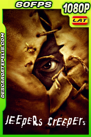 Jeepers Creepers (2001) 1080P 60FPS BDRIP LATINO – INGLES