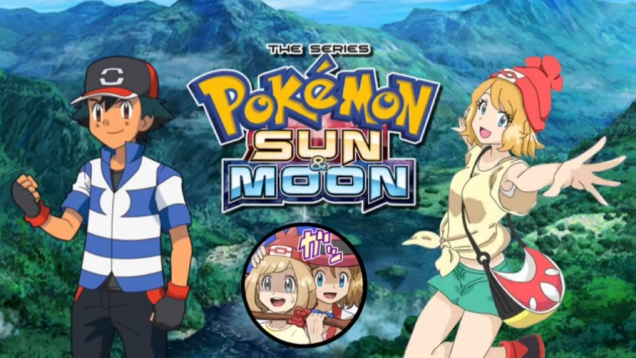 Pokemon Sun & Moon Episode 17 Subtitle Indonesia