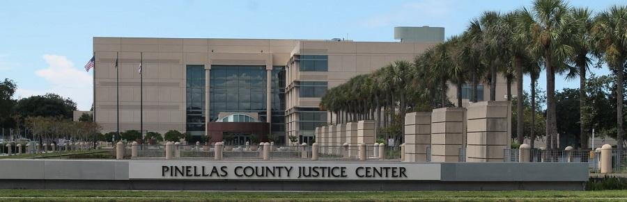 Centro de justicia de Pinellas County