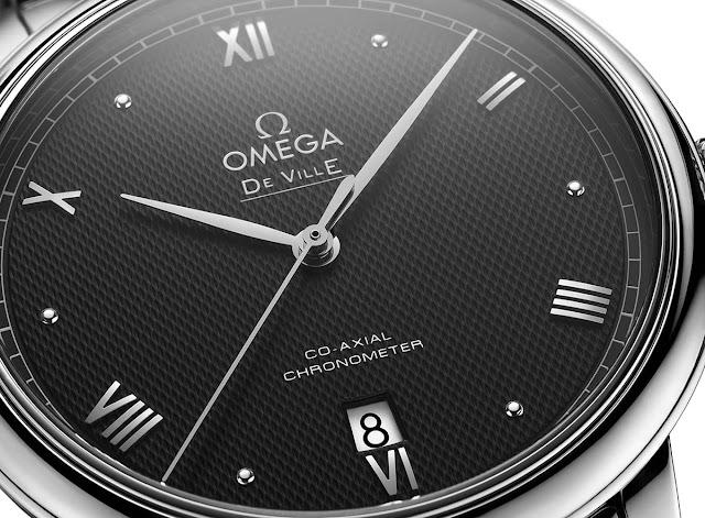 Omega De Ville Prestige, new dial 424.20.40.20.02.002
