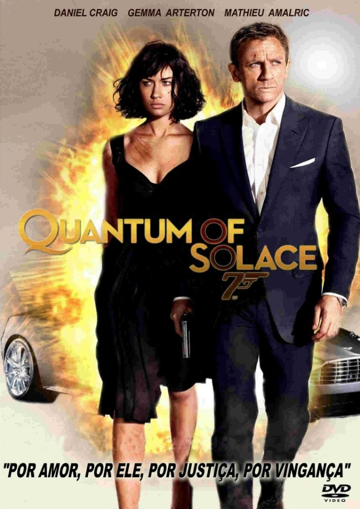 007: Quantum of Solace – BluRay 720p e 1080p Dual Áudio (2008)