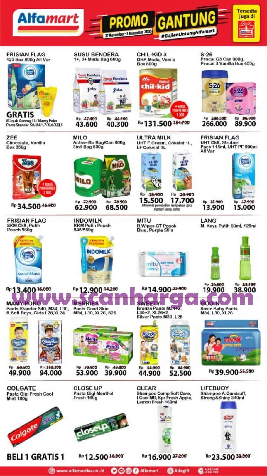 Katalog Promo JSM Alfamart Weekend 27 November 3 Desember 2020 1