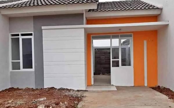 Tampak Depan Rumah Minimalis Type 30