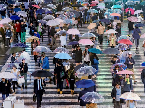 Comfortable Traveling Tips during the Rainy Season