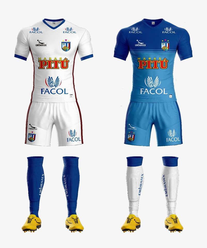 Panorama Esportivo PE  Confira os novos uniformes do Vitória de ... 601c3c7ece85c