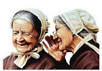 Resultado de imagem para velhinha