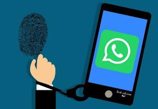 Whatsapp Biometrics