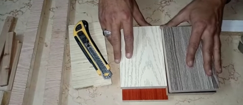 خشب الكونتر -  خشب مسطحات