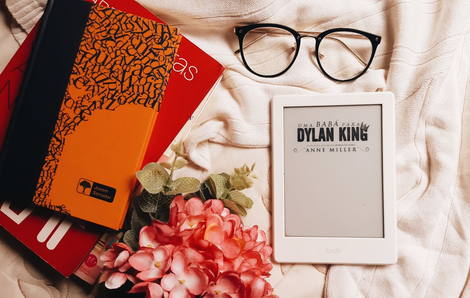 Uma babá para Dylan King - Anne Miller | Resenha