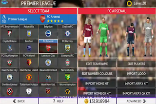 Anda jangan lupa untuk Unduh juga file  Download FTS Mod Liga MX New Kits by Mikowalker