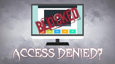 Cara Membuka Situs Diblokir Internet Positif
