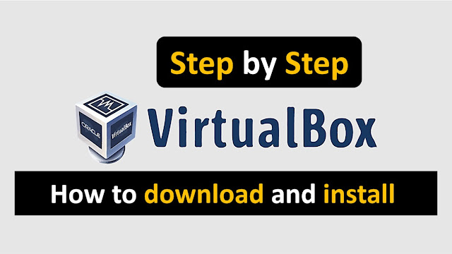 How to download and install VirtualBox the latest version