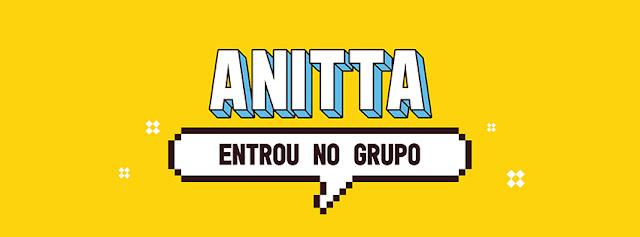 """Multishow estreia nova temporada de """"Anitta Entrou No Grupo"""" no dia 20 de agosto"""