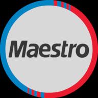 maestro button outline