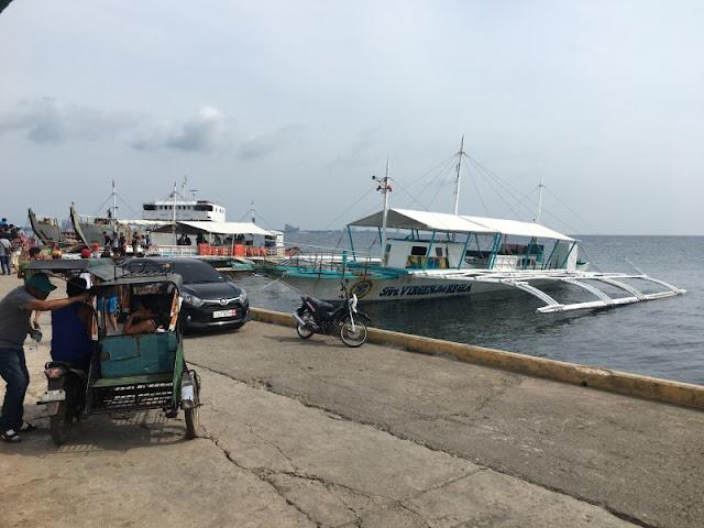 Santa Rosa Port Olango Island