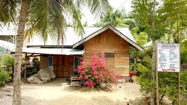 Cot Bada Baroh Rehab Rumah Tak Layak Huni TA 2020