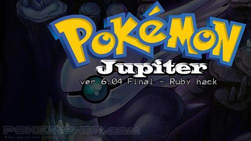 Detalhes sobre Pokémon Júpiter