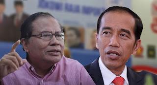 Terbongkar! Momen Presiden Jokowi Merayu Rizal Ramli untuk Minta Tolong
