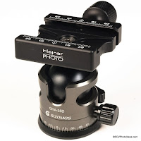 Hejnar Photo Introduces First QR clamp - Ball Head Combo
