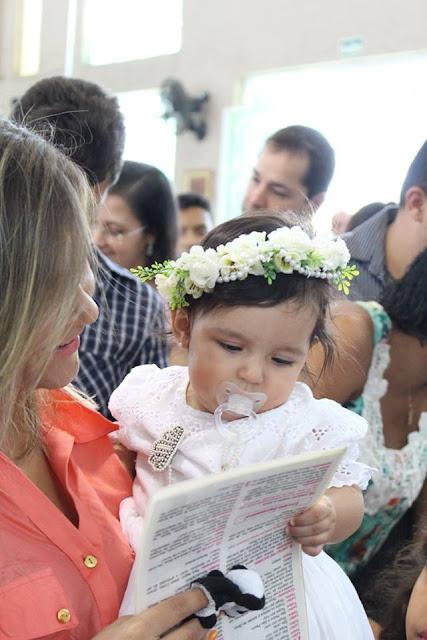 roupa para batizado menina
