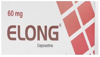 دواء ايلونج Elong مضاد الاكتئاب, لـ علاج, سرعة القذف المرتبط باضطرابات القلق والتوتر والاكتئاب, القذف المبكر, السيطرة على القذف, ضعف الانتصاب, القلق والتوتر الجنسي.