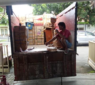 Sewa Truk Denpasar Semarang