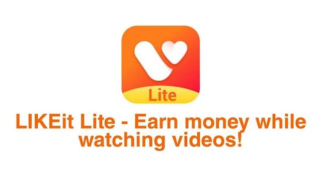 Cara Download Aplikasi Likeit  Lite